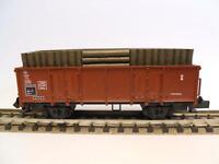 ARNOLD Offerner Güterwagen mit Ladung (36027)