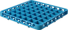 Carlisle 49-Compartment Glass Rack Extender, Case of 6