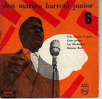 45TRS VINYL 7''/ RARE ITALIAN EP DON MARINO BARRETO JUNIOR / COME PRIMA + 3