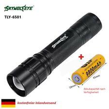 20000LM Camping LED Taschenlampe 3 Moden Zoom taktische Lampe Licht mit Strap HS