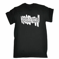 Refuse To Engage In A Battle Of Wits With Unarmed Person T-SHIRT birthday funny