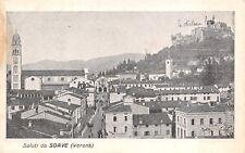 2351) SALUTI DA SOAVE (VERONA).