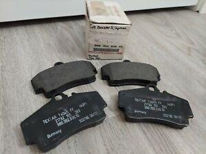 NEW GENUINE PORSCHE 996 CARRERA 986 987 BOXSTER REAR BRAKE PAD SET 98635293910