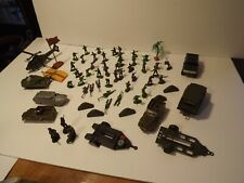 Army Tank, Truck, Jeeps,Hellicop, and Soldiers