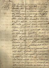 Lucca Bolla per Bernardino Torre Vanni Rettore Spedale della Misericordia 1759