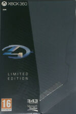 Halo 4 Limited Collectors Edition, 100% UNCUT, XBOX 360, NUOVO & OVP