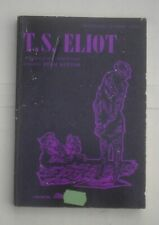 T. S. Eliot: a collection of critical essays, Edited by Hugh Kenner