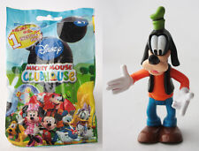 RARE 2008 MICKEY MOUSE CLUBHOUSE GOOFY FIGURE MOVING HANDS FAMOSA NEW IN BAG !