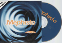 Mephisto Voices Cd Single France French Card Sleeve inc. dream vocal mix