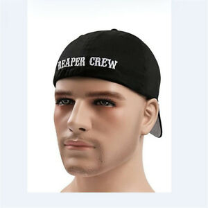 Takerlama SOA Sons of Anarchy for Reaper Crew Baseball Cap Hat Embroidered Hat