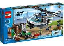 LEGO® City 60046 Verfolgung mit dem Polizei-Hubschrauber NEU OVP NEW MISB NRFB