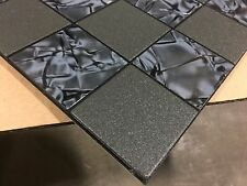 NEW MOSAIC ALUMINUM COMPOSITE WALL TILES- 310MM X 310MM - LOT OF 26