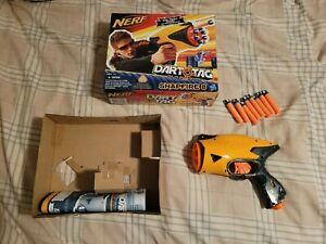 Hasbro Nerf Dart Tag Snapfire 8 Gun