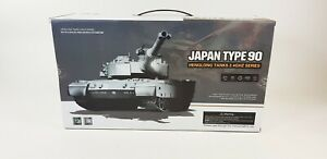 UK Radio Control RC Tank T90 3808 BB Firing Realistic Airsoft Battle Panzer 1/24