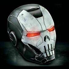 Avengers Marvel Punisher War Machine Iron Man Helmet Adult Prop Replica figure