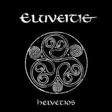 ELUVEITIE - HELVETIOS  CD 17 TRACKS FOLK METAL NEW