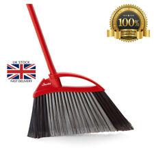 Vileda Angle Broom Sweeps Corners Floor Hard to Reach Places Cleans Angled Home
