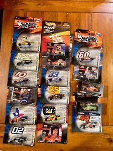 Lot 17 1:64 NASCAR Hot Wheels1998-2002 DIECAST Petty