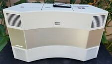 BOSE Acoustic Wave CD3000 FM Radio AUX CD Player Music System for Repair Read