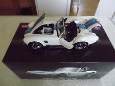 AC Cobra Shelby 427 S/C White - Kyosho - 1/18