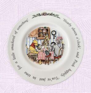 Winnie The Pooh Royal Doulton Disney Plate