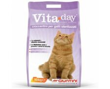 Vita Day Croccantini per Gatti Sterilizzati  10 kg 4897