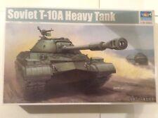 Trumpeter 1/35 Soviet T-10A Heavy Tank # 05547