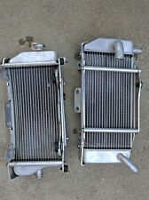 OEM YAMAHA YZ450F Radiators both sides.