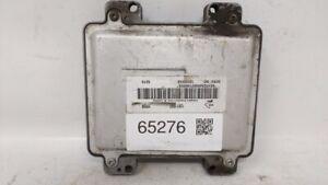 2007-2009 Gmc Envoy Engine Computer Ecu Pcm Ecm Pcu Oem 12611937 65276