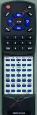 Replacement Remote for FUJITSU P42XTA51US, P55XTA51UB, P55XTA51U
