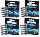 Gillette Sensor - 20 Blades, 4 x 5 pack