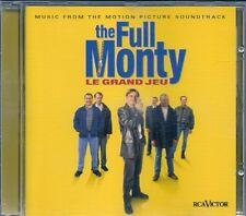 CD BOF / OST TITRES--THE FULL MONTY--SUMMER/PICKETT/CARA