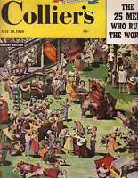 1949 Colliers May 28 - The 25 Men who rule the World