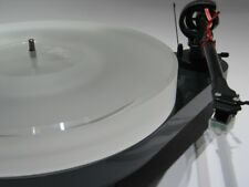 Delta Device ACRYLTELLER /ACRYLIC UPGRADE PLATTER für/for Pro-Ject RPM 5 - RPM 4