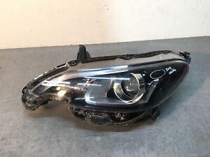 Peugeot 108 2014 To 2017 Genuine Halogen LED Passenger N/S Headlight 811500H160