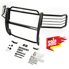 Bumper Grille Grill Brush Guard For 07-2014 Chevy Avalanche Tahoe Suburban 1500