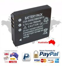 CGA-S005/S005E/DMW-BCC12 [ 1500 mAh ] Battery for Panasonic Lumix DMC-FX100 [ AU