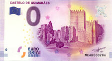 POTUGAL Castelo de Guimarães, 2017, Billet 0 € Souvenir