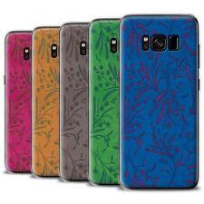 Étuis, housses et coques gris Samsung Galaxy S8 pour téléphone mobile et assistant personnel (PDA) Samsung