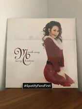 SEALED Mariah Carey Merry Christmas Spotify Snowflake Limited Edition Vinyl