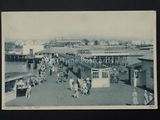 Essex CLACTON ON SEA The Pier - Old Postcard by Photochrom 73350