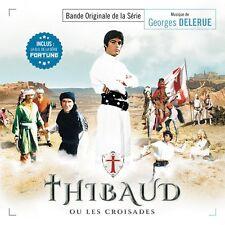 THIBAUD OU LES CROISADES (MUSIQUE DE SERIE TV) - GEORGES DELERUE (CD)