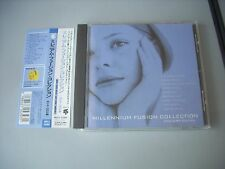MILLENNIUM FUSION COLLECTION 2 / VARIOUS ARTISTS - JAPAN CD opened