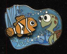 Finding Nemo Squirt and Nemo Disney Pin 46235