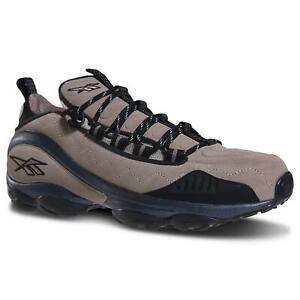 Reebok X Kickers Labs DMX Courir 10 Baskets Chaussures Sable Beige Rétro Vintage