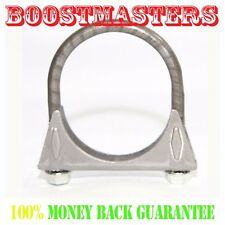 "For Universal 2.5"" I.D.Exhaust Hanger U Bolt Clamp 3/8"" U Bolt Size"