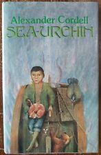 Sea-Urchin ALEXANDER CORDELL 1979 HARDBACK Book 1st EDITION Collectors Item
