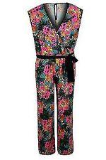 Women's Floral Jumpsuit