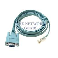 USED 6 ft. Console Cable DB9 to RJ45 for Cisco Router - Switch - Line Card