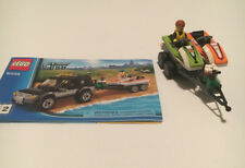 LEGO City 60058 - Water Craft Trailer and Jet Ski (Not complete)
